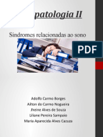 SLIDES PSICOPATOLOGIA II