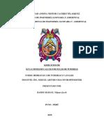 EJERCICIOS DE HIDRAULICA JACOH
