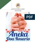 INDONESIA doa rosario