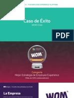 GOintegro - Caso de Exito [WOM Chile]