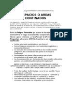 ALMACENES AREAS DE CONFINAMIENTO