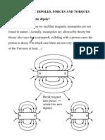 MagneticForcesandTorq
