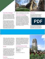 Lab 9 Ann Arbor Brochure