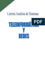 APUNTE TELEINFORMATICA Y REDES
