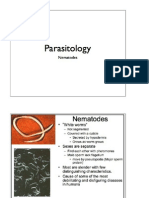 Parasitic Nematodes