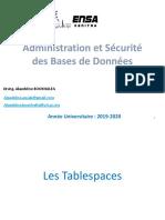 Administration Et Sécurité Des Bd-partie 3