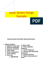 03-2Radar System Design Example