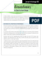 3. Uso Racional de Antimicrobianos