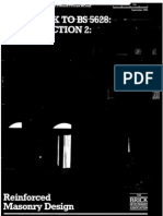 BS - Reinforced Masonry Design Guide
