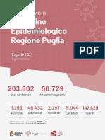 Bollettino Covid_07042021