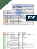 Plan de Acción y contingencia ejemplo formato