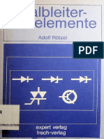 Rotzel - Halbleiter-Bauelemente