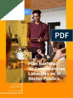 Plan Nacional de Competencias Laborales para el sector público