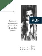 La dirección empresarial en el pernsamiento de Ernesto Che Guevara