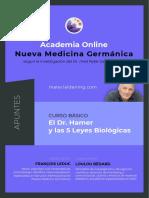 CURSO 0 - Dr. Hamer y las 5 Leyes Biológicas