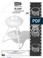 Grill Cadac Carri-Chef 8100