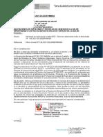 OFICIO CIRCULAR Nº 150-2021-DG-DIGEP-MINSA