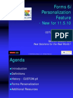 ODTUGForms6iPersonalizations