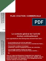 Presentation Plan Daction Commerciale