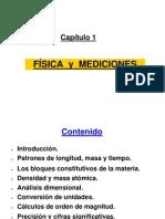 Fisica - Cap 01 - Fisica y Mediciones