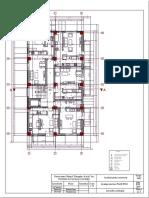 Plan etaj1-4 INSTALAȚII-Model 4