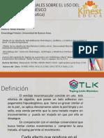 Manual Taping Linfo Kinesico Estetico