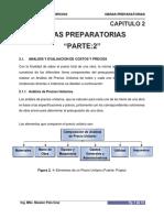 OBRAS PREPARATORIAS CONSTRUCCION DE EDIFICIOS