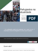 8. Refugiados Na AtualidadeFinal G8