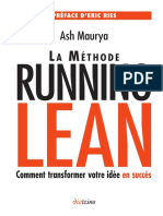 La Méthode Running Lean Transformer Votre Idée en Succès by Ash Maurya (Z-lib.org)