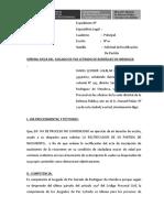 RECTIFICACION de PARTIDA Maria Leonor Aguilar Perea
