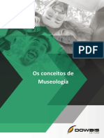 Os conceitos de Museologia