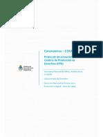 Protocolo COVID 19 Centros de Desarrollo