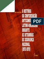 Confederación Anticomunista Marcos v Ribeiro