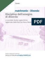 IN PRATICA FAMIGLIA - Il Divorzio