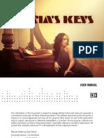 Alicias Keys Manual English