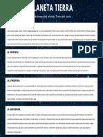 Comprendiendo el geosistema - Unidad 4 Actividad 1 - Antonio Valdez Hernandez