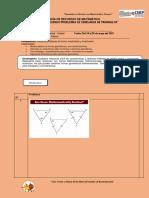 Guía 2 Problemas de Semejanza de Triángulos 5.° Bim II