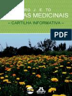 Cartilha Projeto Plantas Medicinais