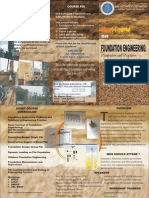 Short Course on Foundation Engineering