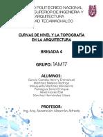 CURVAS DE NIVEL Y TOPOGRAFIA EN ARQ