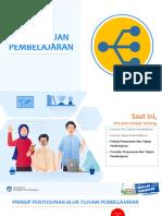 3. Prinsip Dan Prosedur Alur Tujuan Pembelajaran