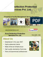 Avon Perfection Protection Services Pvt. Ltd Delhi India