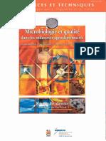 Microbiologie Et Qualité Dans Les Industries Agroalimentaires ( PDFDrive )