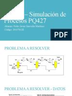 Tarea 2 – Simulación de Procesos PQ427