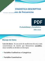 PPTU1_1Distribución de frecuencias