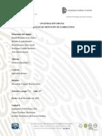 INVESTIGACIÓN GRUPAL (PROCESOS DE OBTENCION DE LUBRICANTES)