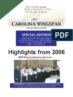 North Carolina Wing - Jan 2007