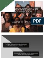 Interculturalidad en los negocios