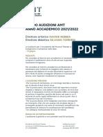 BandoAudizioniAMT CartaIntestata A4(1)
