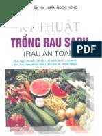 Kỹ thuật trồng rau sạch - Trần Khắc Thi